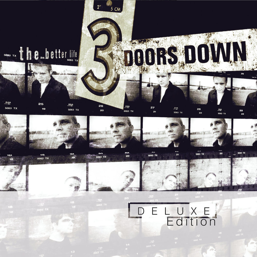 an analysis of album from 3 doors down the quest for the better life 3 doors down are an american rock band from escatawpa, mississippi, who blasted their way onto the music scene with their debut album, the better life.