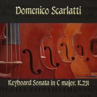 Domenico Scarlatti: Keyboard Sonata in C major, K.251 — Доменико Скарлатти, The Classical Orchestra, John Pharell, Michael Saxson