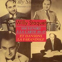 Souvenirs à la carte 40-45 — Willy Staquet