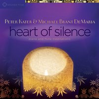 Heart of Silence: Piano and Flute Meditations — Peter Kater, Michael Brant DeMaria