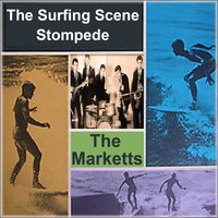 The Surfing Scene Stompede — The Marketts