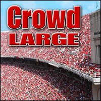 Crowd - Large: Sound Effects — Sound Effects Library