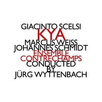 Giacinto Scelsi - Due Componimenti Impetuosi