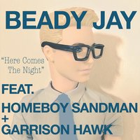 Here Comes the Night — Homeboy Sandman, Garrison Hawk, Beady Jay