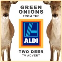 "Green Onions (From the Aldi ""Two Deer"" T.V. Advert) — Various Composers, Booker T & the MGs"