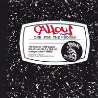 One for the Note Books — Callous