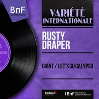 Giant / Let's Go Calypso — Rusty Draper, David Carroll And His Orchestra
