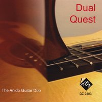 Dual Quest — Pieter van der Staak, Claudia Rumondor, Annette Kruisbrink, The Anido Guitar Duo, Louis Ignatius Gall, Jim ten Boske