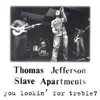 You Lookin' For Treble? — Thomas Jefferson Slave Apartments