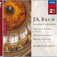 Bach: Solo Keyboard Works — András Schiff