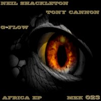 G-Flow In Africa - EP — Tony Cannon, Neil shackleton, Tony Cannon, Neil Shackleton