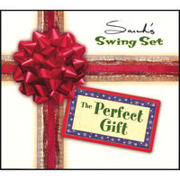 The Perfect Gift — Sarah's Swing Set