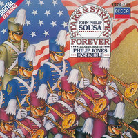 Sousa Marches — Elgar Howarth, The Philip Jones Brass Ensemble