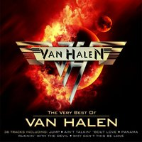 The Very Best Of Van Halen (UK Release) — Van Halen