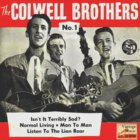 Vintage Country No. 13 - EP: Isn't Terribly Sad? — The Colwell Brothers
