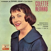 Vintage French Song Nº7 - EPs Collectors — Colette Renard