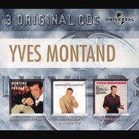 3 CD — Yves Montand