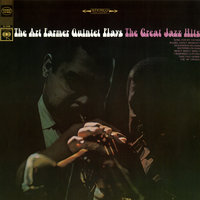 The Art Farmer Quintet Plays the Great Jazz Hits — Art Farmer Quintet