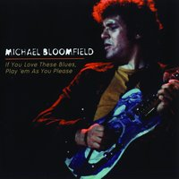 If You Love These Blues, Play'em As You Please — Michael B. Bloomfield