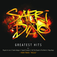 Greatest Hits — Safri Duo