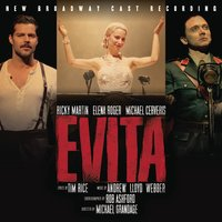 Evita (New Broadway Cast Recording (2012)) — New Broadway Cast of Evita (2012), Evita (New Broadway Cast Recording)
