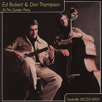 At the Garden Party — Don Thompson, Ed Bickert