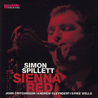 Sienna Red — Simon Spillett