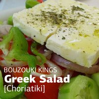 Greek Salad - Choriatiki — Bouzouki Kings