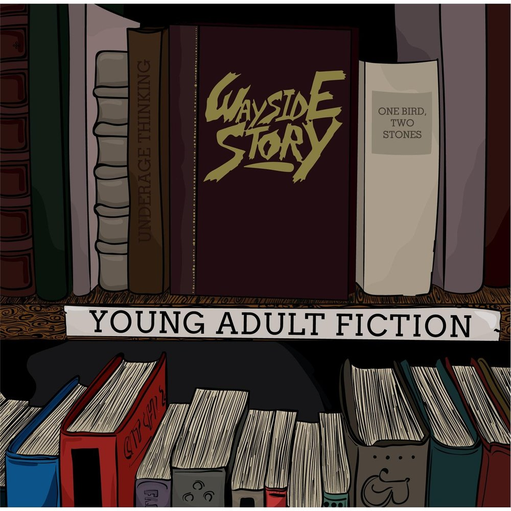 Young adults fiction ffmm strapon vid
