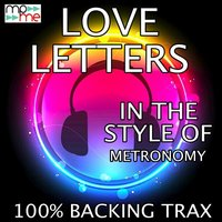 Love Letters — 100% Backing Trax