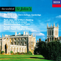 The World of St. John's — George Guest, Choir Of St. John's College, Cambridge