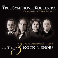 Concerto in True Minor - 3 Rock Tenors — Tsr Project Feat. James Labrie of Dream Theater