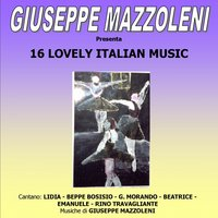 16 Lovely Italian Music — сборник