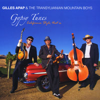 Gypsy Tunes... California Style, That Is — Gilles Apap & the Transylvanian Mountain Boys