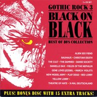 Gothic Rock 3 - Black on Black — сборник
