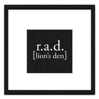 Lion's Den (feat. Akshun Kid) — RAD