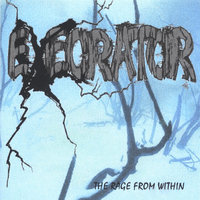 The Rage From Within — Execrator