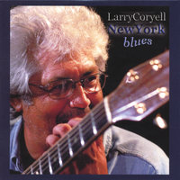 New York Blues — Larry Coryell, Teo Macero