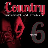 Country Instrumental Band Favorites, Vol. 6 — Hit Crew Masters