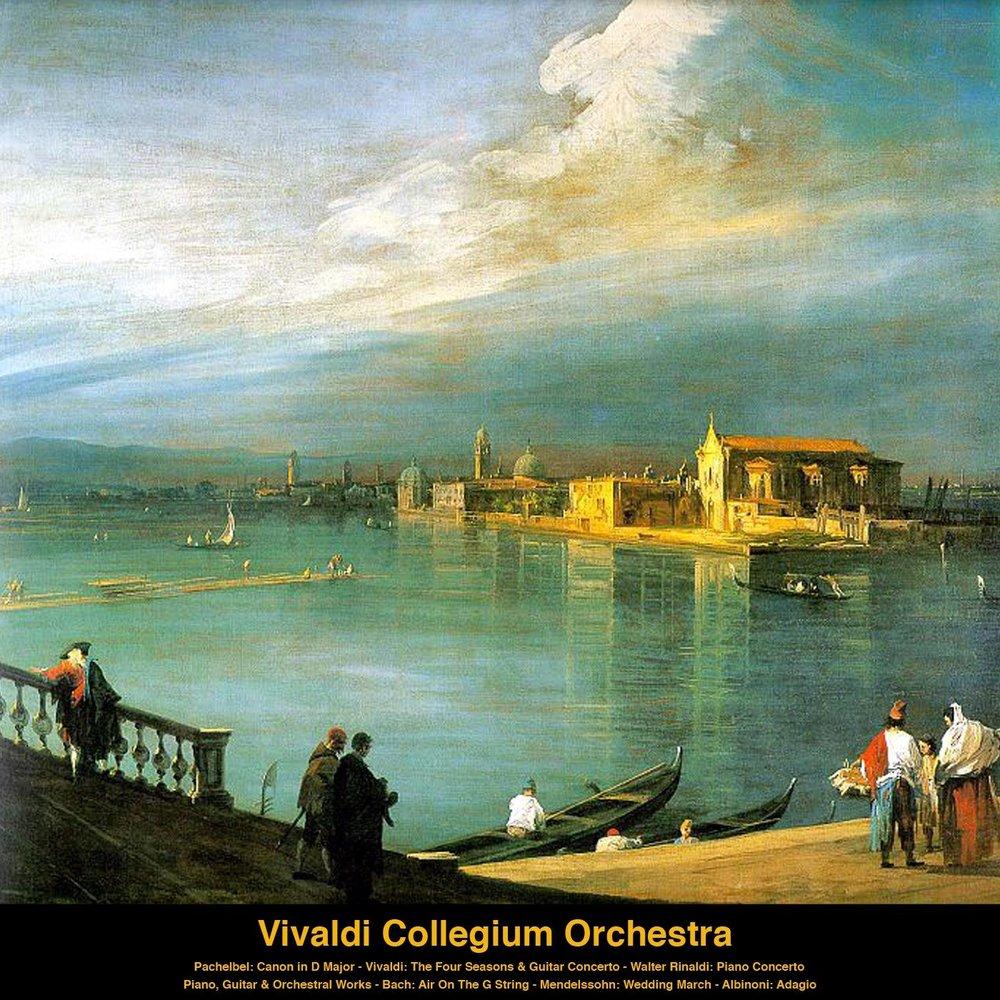 Pachelbel: Canon in D Major - Vivaldi: The Four Seasons