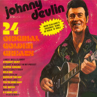 24 Original Golden Greats — JOHNNY DEVLIN, The Devils, Johnny Devlin and The Devils