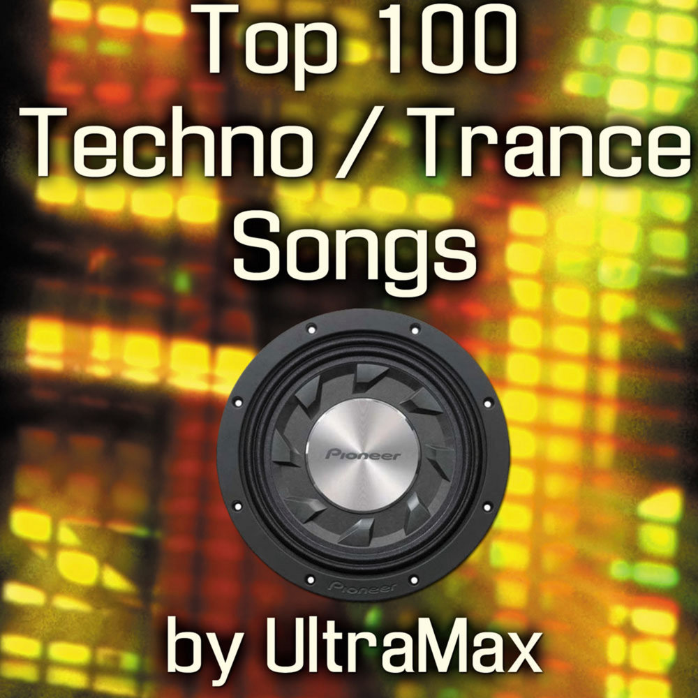 100 top techno trance songs mp3 data disc for Best rave songs ever
