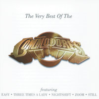 The Very Best Of The Commodores — Commodores
