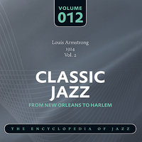 Louis Armstrong 1924 Vol. 2 — Louis Armstrong