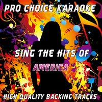 Sing the Hits of America — Pro Choice Karaoke