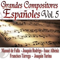 Grandes Compositores Españoles Vol.5 — The Royal Classica Orchestra