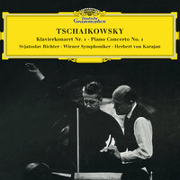 Tchaikovsky: Piano Concerto No.1; Variations on a Rococo Theme — Святослав Рихтер, Мстислав Ростропович, Wiener Symphoniker, Berlin Philharmonic Orchestra, Герберт фон Караян