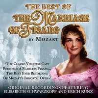 The Marriage Of Figaro - The Opera Masters Series — сборник