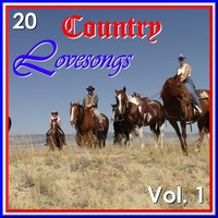 20 Country Love Songs Vol. 1 — Various Diverse Compilation
