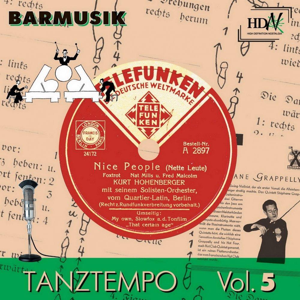 Barnabas Von Géczy Und Sein Orchester Barnabas Von Geczy Mit Seinem Orchester Das Grosse Glück - Irgendwo Mit Dir Ganz Allein